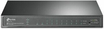 Коммутатор PoE T1500G-10PS