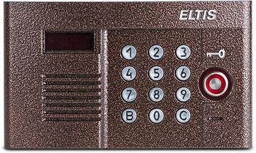 Вызывная аудиопанель DP400-TD16 (медь)