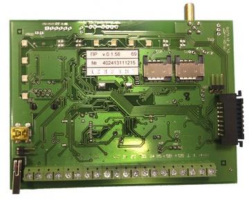 Прибор приёмно-контрольный Приток-А-КОП-02 (БИ)