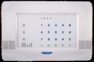Прибор приёмно-контрольный Приток-А-КОП-05 комплект 12