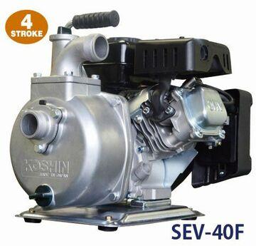 Мотопомпа SEV-40F