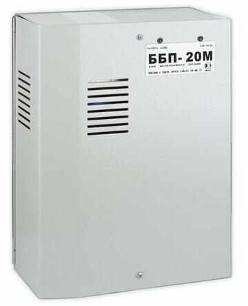 Источник питания ББП-20М-К2 (линейный)