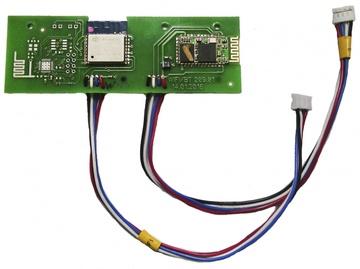 Модуль расширения подключения приборов МС-04 (WB)