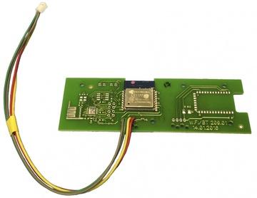 Модуль расширения подключения приборов МС-04 (W)
