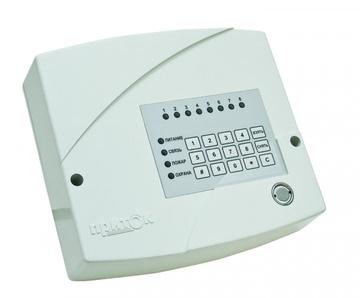 Прибор приёмно-контрольный ППКОП 011-8-1-011-1К Приток-А-4(8)