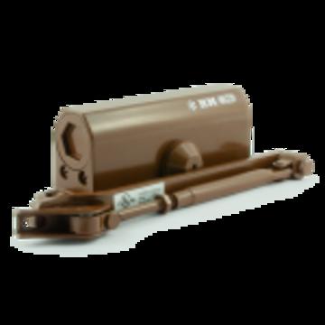 Доводчик дверной Нора-М 530 URBOnization (коричневый)