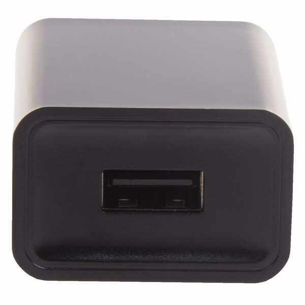 Rexant Сетевое зарядное устройство USB (СЗУ) (5V, 2 100 mA) черное REXANT (18-2221)